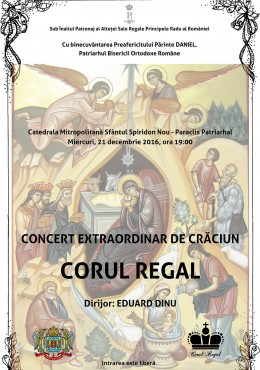 Concert Extraordinar de Craciun